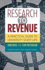 Research to Revenue 1st Edition 9781469625263 1469625261