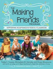 The Making Friends Program 1st Edition 9781681250519 1681250519