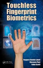 Touchless Fingerprint Biometrics 1st Edition 9781498707619 1498707610
