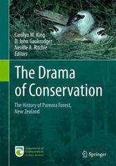 The Drama of Conservation 1st Edition 9783319184104 3319184105