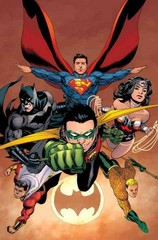 Batman and Robin Vol. 7: Robin Rises (The New 52) 1st Edition 9781401256777 1401256775