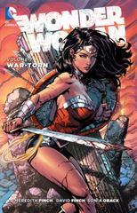 Wonder Woman Vol. 7: War Torn (The New 52) 52th Edition 9781401256791 1401256791