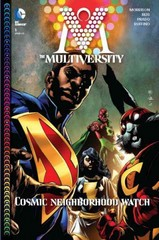 The Multiversity Deluxe Edition 1st Edition 9781401256821 1401256821