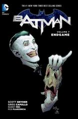 Batman Vol. 7: Endgame 52th Edition 9781401256890 1401256899