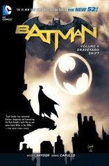 Batman Vol. 6: Graveyard Shift (The New 52) 52th Edition 9781401257538 1401257534