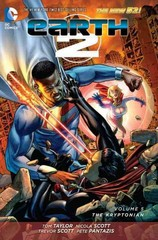 Earth 2 Vol. 5: The Kryptonian (The New 52) 1st Edition 9781401257576 1401257577