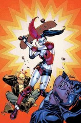 Harley Quinn Vol. 3: Kiss Kiss Bang Stab 1st Edition 9781401257644 140125764X