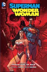 Superman/Wonder Woman Vol. 3 (The New 52) 1st Edition 9781401257682 1401257682