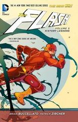 The Flash Vol. 5: History Lessons (The New 52) 52th Edition 9781401257729 1401257720