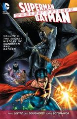 Worlds' Finest Vol. 6 (The New 52) 1st Edition 9781401257767 1401257763
