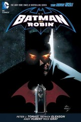 Batman And Robin Vol. 6: The Hunt For Robin (The New 52) 1st Edition 9781401258009 140125800X