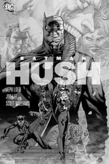 Batman Noir: Hush 1st Edition 9781401258030 1401258034