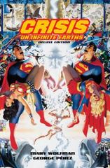 Crisis On Infinite Earths 30th Anniversary Deluxe Edition 30th Edition 9781401258412 1401258417