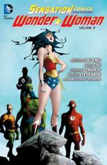 Sensation Comics Featuring Wonder Woman Vol. 2 1st Edition 9781401258627 140125862X