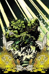 Swamp Thing By Scott Snyder Deluxe Edition 1st Edition 9781401258702 1401258700