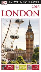 DK Eyewitness Travel Guide: London 1st Edition 9781465428646 146542864X