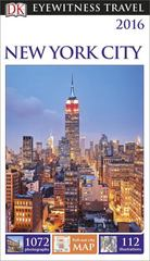 DK Eyewitness Travel Guide: New York City 1st Edition 9781465428660 1465428666