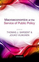 Macroeconomics at the Service of Public Policy 1st Edition 9780198743767 0198743769
