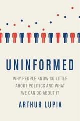 Uninformed 1st Edition 9780190263720 0190263725