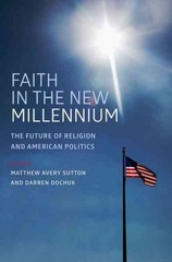 Faith in the New Millennium 1st Edition 9780199372713 0199372713