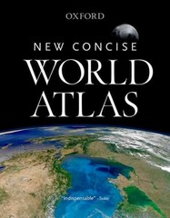 New Concise World Atlas 5th Edition 9780190265410 0190265418