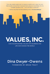Values, Inc. 1st Edition 9781942611097 1942611099
