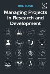 Managing Projects in Research and Development 1st Edition 9781317101505 1317101502
