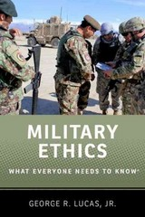 Military Ethics 1st Edition 9780199336890 019933689X