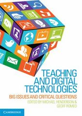 Teaching and Digital Technologies 1st Edition 9781107451971 1107451973