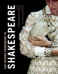 The Oxford Companion to Shakespeare 2nd Edition 9780198708735 0198708734