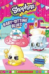 Baby-Sitting Blues 1st Edition 9780545904957 0545904951