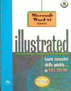 Microsoft Word 97 Illustrated Basic 0 9780760059975 0760059977