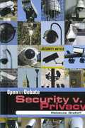 Security V. Privacy 1st edition 9780761425786 0761425780