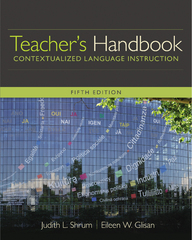 Teacher's Handbook, Contextualized Language Instruction 5th Edition 9781305465213 1305465210