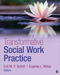 Transformative Social Work Practice 1st Edition 9781483359649 1483359646
