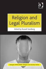 Religion and Legal Pluralism 1st Edition 9781317068020 1317068025