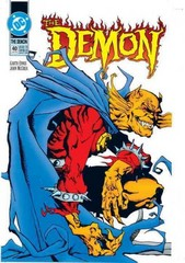 The Demon: Hell's Hitman 1st Edition 9781401258214 1401258212