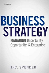 Business Strategy 1st Edition 9780198746522 0198746520