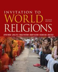 Invitation to World Religions 2nd Edition 9780199378425 0199378428