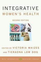 Integrative Women's Health 2nd Edition 9780190214807 0190214805