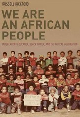 We Are an African People 1st Edition 9780199861484 019986148X