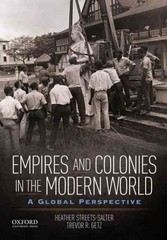 Empires and Colonies in the Modern World 1st Edition 9780190216375 0190216379