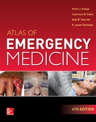 Atlas of Emergency Medicine 4th Edition 4th Edition 9780071797252 0071797254