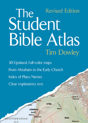 The Student Bible Atlas 1st Edition 9781506400501 1506400507