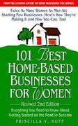 101 Best Home-Based Businesses 2nd edition 9780761516514 0761516514