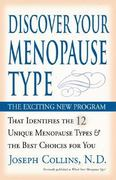 Discover Your Menopause Type 2nd edition 9780761537496 076153749X