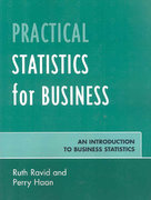 Practical Statistics for Business 1st Edition 9780761838845 0761838848