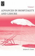Advances in Hospitality and Leisure 0 9780762311583 0762311584