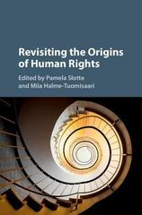Revisiting the Origins of Human Rights 1st Edition 9781107107649 1107107644