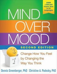 Mind over Mood 2nd Edition 9781462520428 1462520421